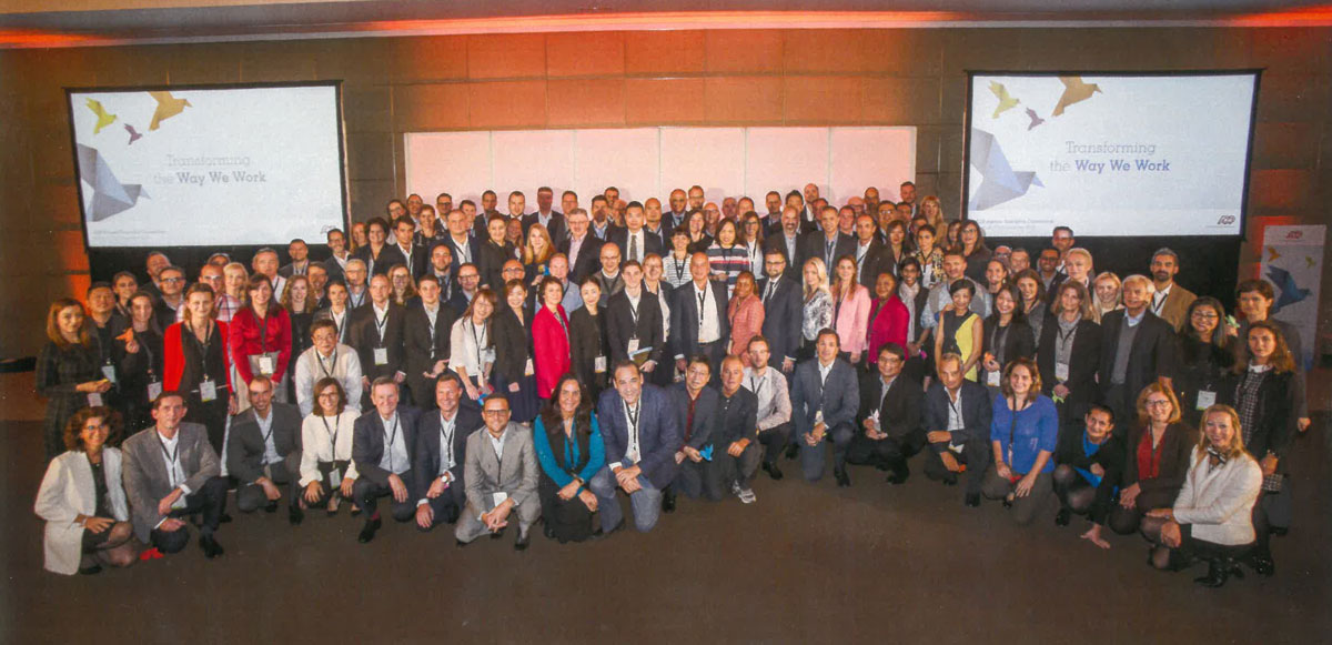 ADP Partner Executive Convention - 2018 Madrid